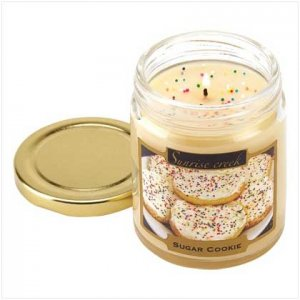 SUGAR COOKIE SCENT CANDLE