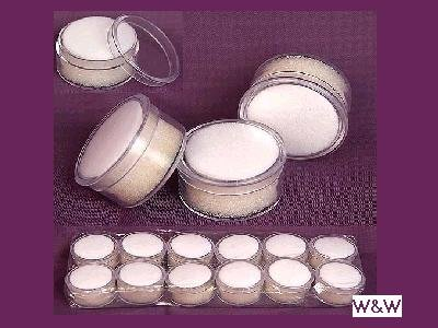 Gemstone Clear Plastic Protection Container