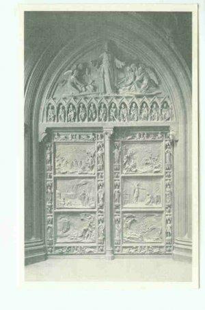 73602 NY New York City Postcard  Trinity Church