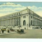 73662 NY New York City Vintage Postcard New General Post Office circa 1910