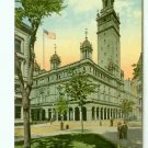 73681 NY New York City Vintage Postcard Madison Square Garden