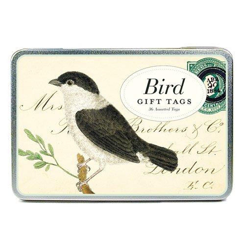 Cavallini & Co. Vintage Bird Gift Tags