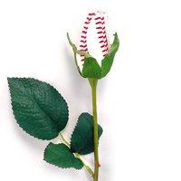 "SPORTS ROSES - ""BASEBALL ROSE"" Made from an actual Baseball!"