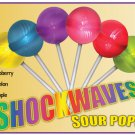 ShockWave Sour Lollipops