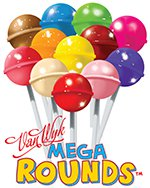 Mega Rounds Lollipops