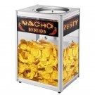 Great Northern Nacho Station Commercial Grade Nacho Chip Warmer Chip Warmer NEW