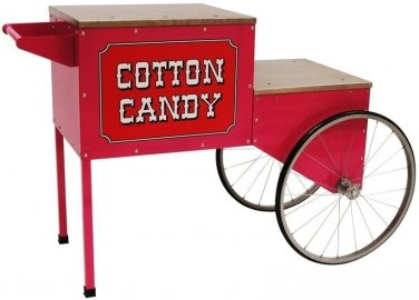 Benchmark Trolley for Cotton Candy Machine 30090 Cotton Candy Trolley NEW