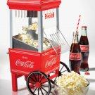 Nostalgia Electrics Hot Air Popcorn Maker OFP501COKE Popcorn Maker NEW