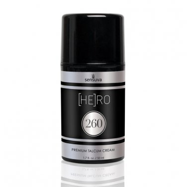 He(RO) Male Talcum Cream For Men 1.7oz.
