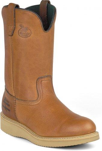 Georgia G5153 - Georgia Farm & Ranch Wellington Work Boots NEW! ALL SIZES.