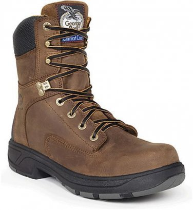 Georgia G9644 - Flx Point Wtrprf Composite Work Boots NEW! ALL SIZES.