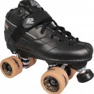 ROCK GT50 with ATOM Lanzini Wheels derby roller skates NEW! All sizes