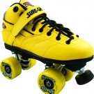 Sure-Grip Rebel with Sonic Outdoor Wheels outdoor roller skates NEW! All Sizes