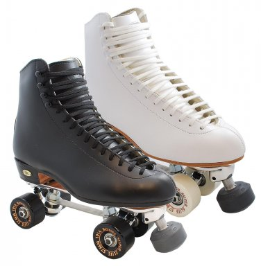 """Riedell 220 Classic Elite Artistic roller skates All sizes, """"Make An Offer""""- All Offers Considered!"""