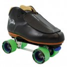 """Riedell 965 Sunlite Scribble Speed roller skates NEW!, """"Make An Offer""""- All Offers Considered!"""