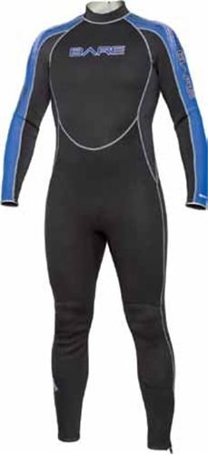 """BARE 3MM VELOCITY FULL WETSUIT, MENS ALL SIZES, """"Make An Offer""""- All Offers Considered!"""