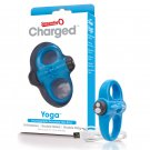 """Screaming O Charged Yoga Vooom Mini Vibe - Blue, """"Make An Offer""""- All Offers Considered!"""