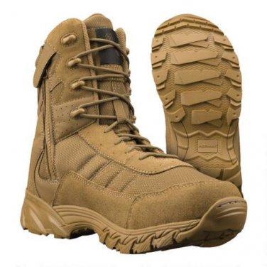 "Altama Vengeance SR 8"" Side-Zip Boots, All Sizes- $10 Instant Rebate NEW!"