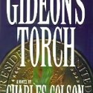 Gideon's Torch by Charles Colson POLITICAL MYSTERY Book Used