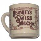 Hershey Swiss Mocha Drinking Cup Cocoa Recipe Ceramic used