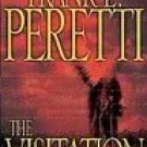 The Visitation by Frank Peretti (2003) Mystery Thriller Used Christian Book