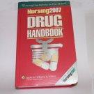 Nursing 2007 Drug Handbook Pharmacology & Health Professional Incl. CD-ROM