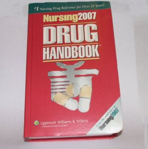 Nursing 2007 Drug Handbook Pharmacology & Health Professional Incl. CD-ROM