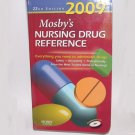 Mosby's Nursing Drug Reference Book 2009 Pharmacology & Health Professionals + CD-ROM