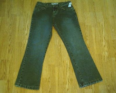 MAURICES LOW RISE BOOTCUT JEANS-SIZE 3 4-30 X 31-NWT