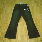 SILVER FADED LEG FLARE JEANS-SIZE 25 x 29.5 -0-1-NWT