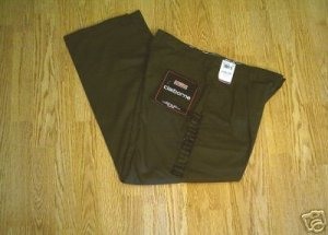 CLAIBORNE ELEMENT PLEATED FRONT SLACKS PANT-36 X 30-NWT