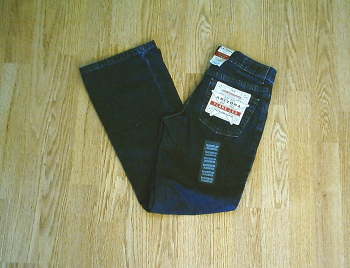 ARIZONA GIRLS FLARE LEG JEANS-SIZE 10-27 X 27 1/2-NWT