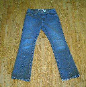 GAP NEAT STYLE SPLISH SPLASH BOOTCUT JEANS-8-32 X 33