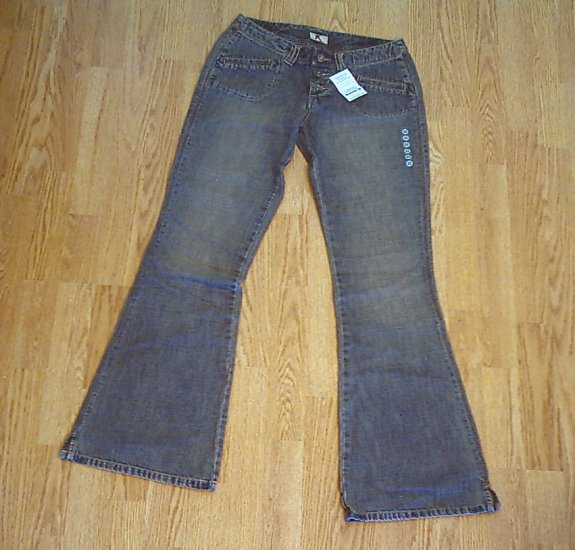 BKE LOW RISE MIDTOWN JEANS-SIZE 29 X 33 1/2-TAG 29-NWT
