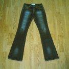 PAPER DENIM & CLOTH LOW FLARE JEANS-25 X 33-TAG 23-NWT