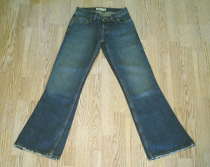 BKE LOW RISE FLARE DUSTY JEANS-26 X 31 1/2-TAG 25-NWT