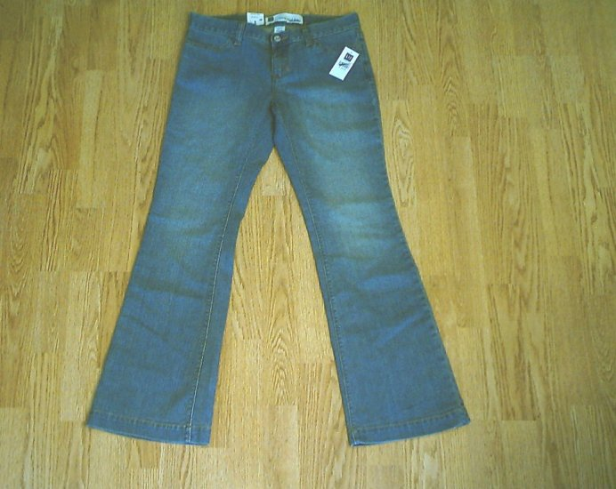 GAP LOW RISE LONG AND LEAN STRETCH JEANS-2-32 X 32-NWT