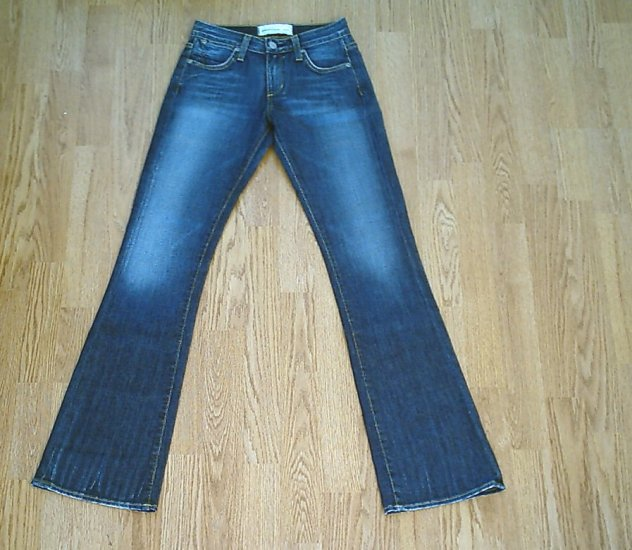 PAPER DENIM & CLOTH FLARE JEANS-SIZE 24 X 33-NWT