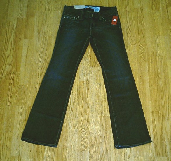 GAP STRAIGHT BOOTCUT STRETCH JEANS-2-31 X 33-NWT