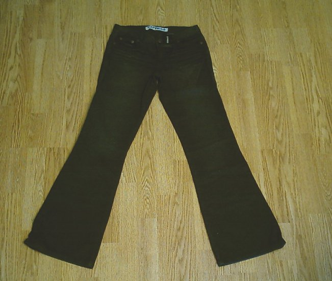 EXPRESS JEANS LOW RISE STRETCH PANTS-2-28 X 32 1/2-NWT