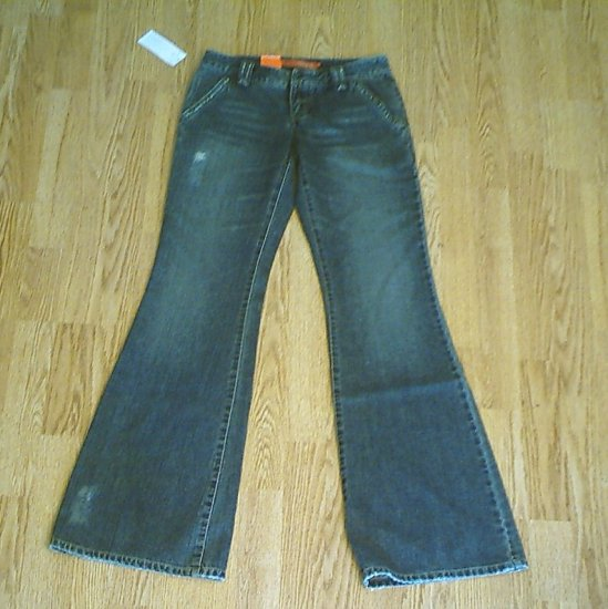 CALVIN KLEIN CHOICE LOW RISE JEANS-28 X 35-TAG 25-NWT