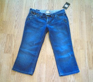 LUCKY JEANS LOW RISE CROP CAPRI PANT-SIZE 0-31 X 20-NWT