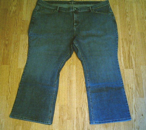 OLD NAVY BOOTCUT STRETCH JEANS-SHORT-SIZE 30-NWT