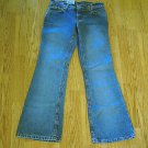 RALPH LAUREN HIPSTER FLARE JEANS-SIZE 1/2-29 X 32-NWT