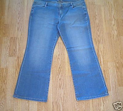 OLD NAVY STRETCH LOW RISE JEANS-SIZE 18-41 X 32-NWT