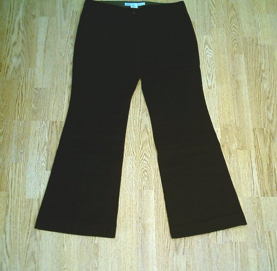 OLD NAVY JEANS LOW RISE BLACK PANTS-SIZE 10-33 X 32.5-NWT