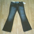 GAP ULTRA LOW RISE FLARE JEANS-SIZE 4-31 X 32 1/2-NWT
