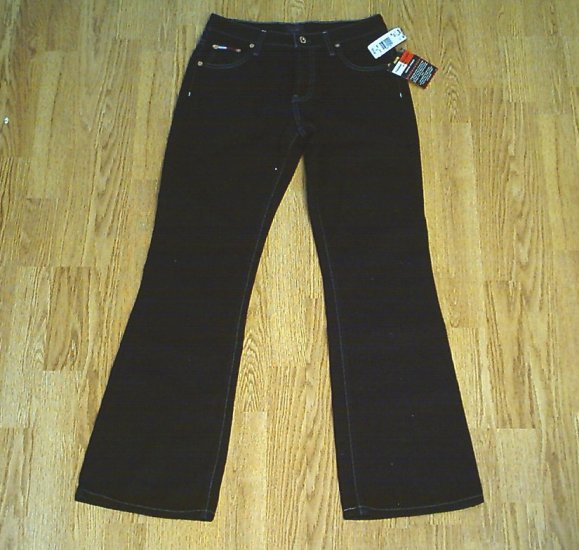 TOMMY HILFIGER BOOTCUT JEANS-SIZE 27 X 32-NWT $75