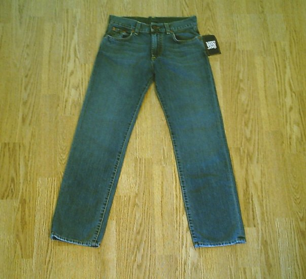 LUCKY KIDS STRAIGHT LEG JEANS-SIZE 10-27 X 27 1/2-NWT