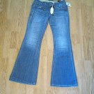 JET SET LOW RISE FLARE STRETCH JEANS-SIZE 3-28 X 34-NWT
